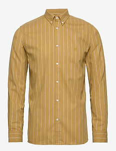 Desert Shirt - YELLOW/WHITE