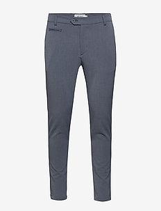 Como LIGHT Suit Pants - anzugshosen - provincial blue