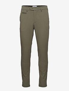Como Suit Pants - Seasonal - formele broeken - thyme green