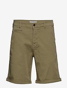 Orta Shorts - chino's shorts - tea green