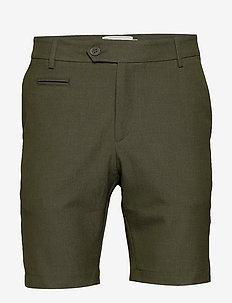 Como LIGHT Shorts - DARK GREEN