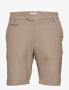 Como LIGHT Shorts - spodenki chinos - light brown insence