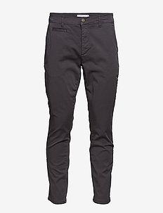 Orta Chino Pants - CHARCOAL
