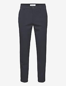 Como Reg Suit Pants - od garnituru - dark navy