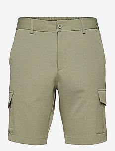 Pino Cargo Shorts - cargo shorts - lichen green