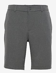 Pino Shorts - casual shorts - grey melange