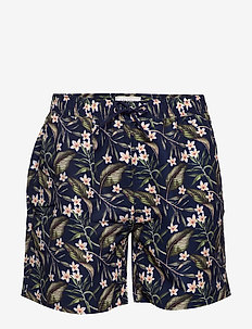 Latif Swimshorts - shorts de bain - dark navy