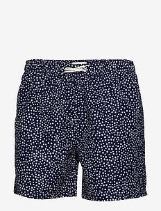 Jacque Swimshorts - shorts - dark navy/off white