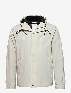 Eliott Technical jacket - light jackets - light grey