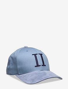 Baseball Cap Suede II - PROVINCIAL BLUE/DARK NAVY