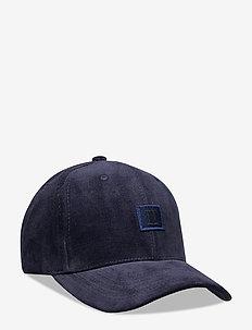 Piece Corduroy Baseball Cap - 4646-DARK NAVY