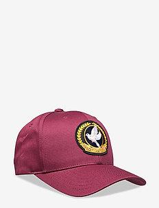 Liberty Baseball Cap - 6565-BURGUNDY