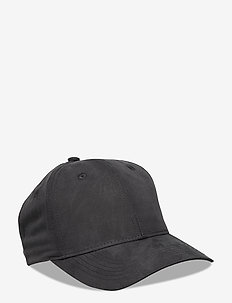 Laurent Tencel Baseball Cap - kepsar - black