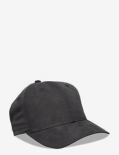Laurent Tencel Baseball Cap - petten - black