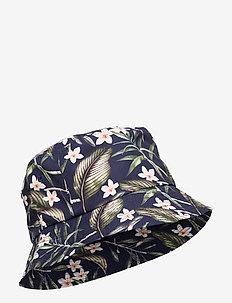 Latif Bucket hat - DARK NAVY