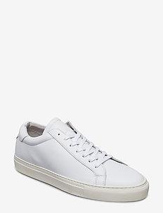 Calle Shoe - niedriger schnitt - white
