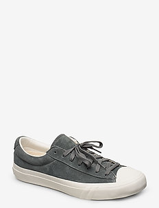Pro Keds x Les Deux Suede - low tops - grey/off white