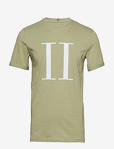 Encore T-Shirt - TEA GREEN/WHITE