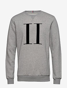 Encore Sweatshirt - GREY MEL./BLACK