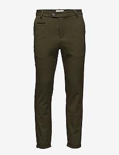 Como Suit Pants - KOMBU GREEN