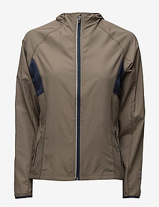 Women's Jacket Karlskrona - trainingsjacken - bongee cord