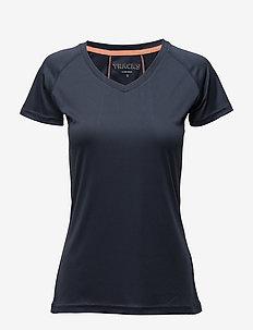 Women's T-Shirt Svaneke - NAVY