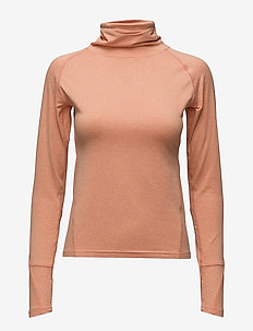 Women's Midlayer Lund - tops - coral