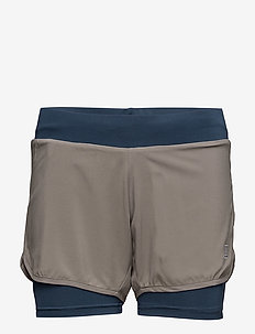 Women's Shorts BERGEN - trainings-shorts - bongee cord
