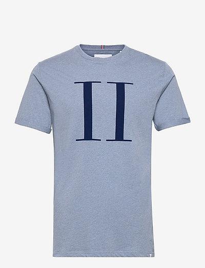Encore T-Shirt SMU - t-shirts à manches courtes - china blue/dark navy