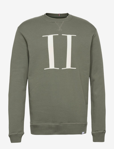 Encore Sweatshirt SMU - sweats - thyme green/ivory