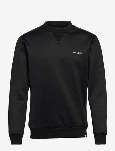 Ballier Sweatshirt - swetry - black