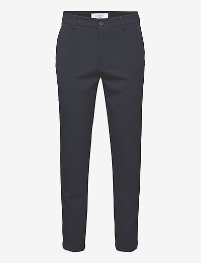 Como Reg Suit Pants - pantalons habillés - dark navy