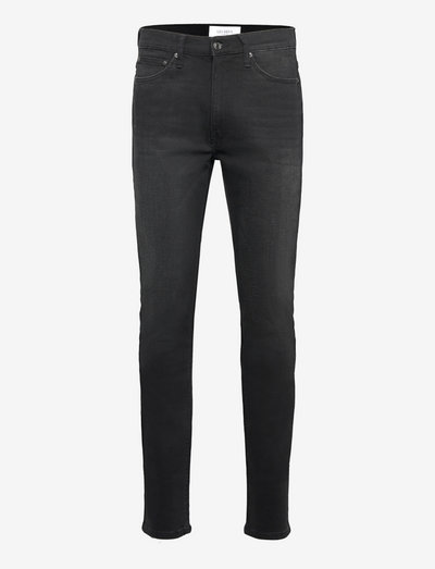Reed Slim Fit Jeans - slim jeans - black denim