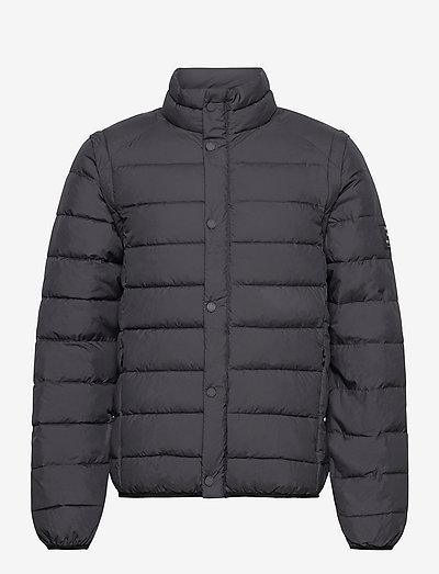 Vermont Jacket - ECOALF X LES DEUX - donsjassen - charcoal