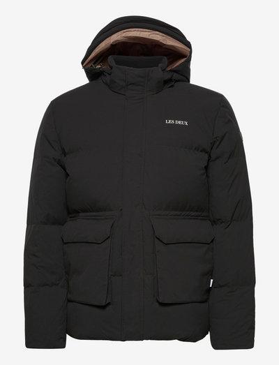 Maddox Down Jacket - kurtki puchowe - black