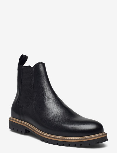 Troy Chelsea Boot - chelsea boots - black
