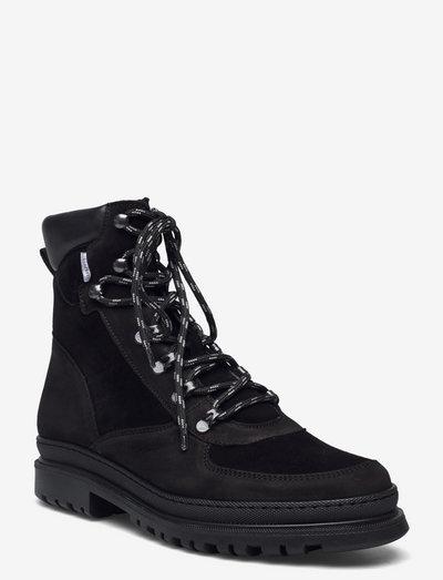 Tyler Desert Boot - bottes du désert - black