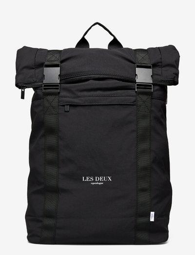 Travis Ribstop Backpack - plecaki - black