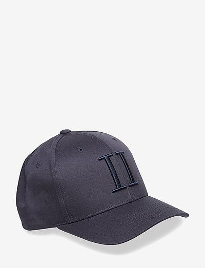 Encore Baseball Cap - casquettes - dark navy/tit