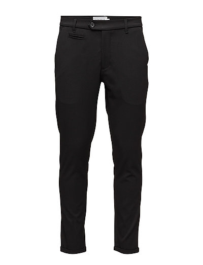 Suit Pants Como - BLACK