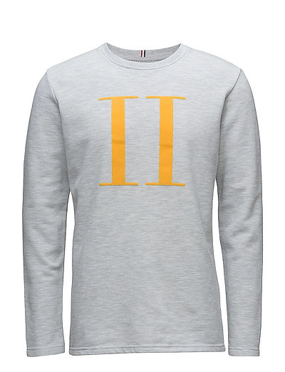Sweatshirt Pique Encore - SNOW MEL./YELLOW