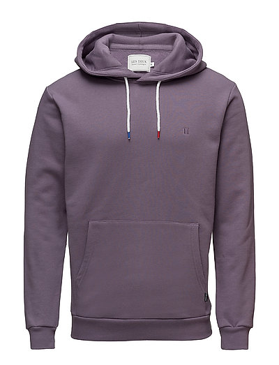 French Hoodie - PURPLE SAGE