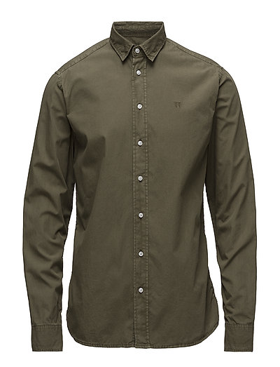 Ramon Shirt - STONE GRAY