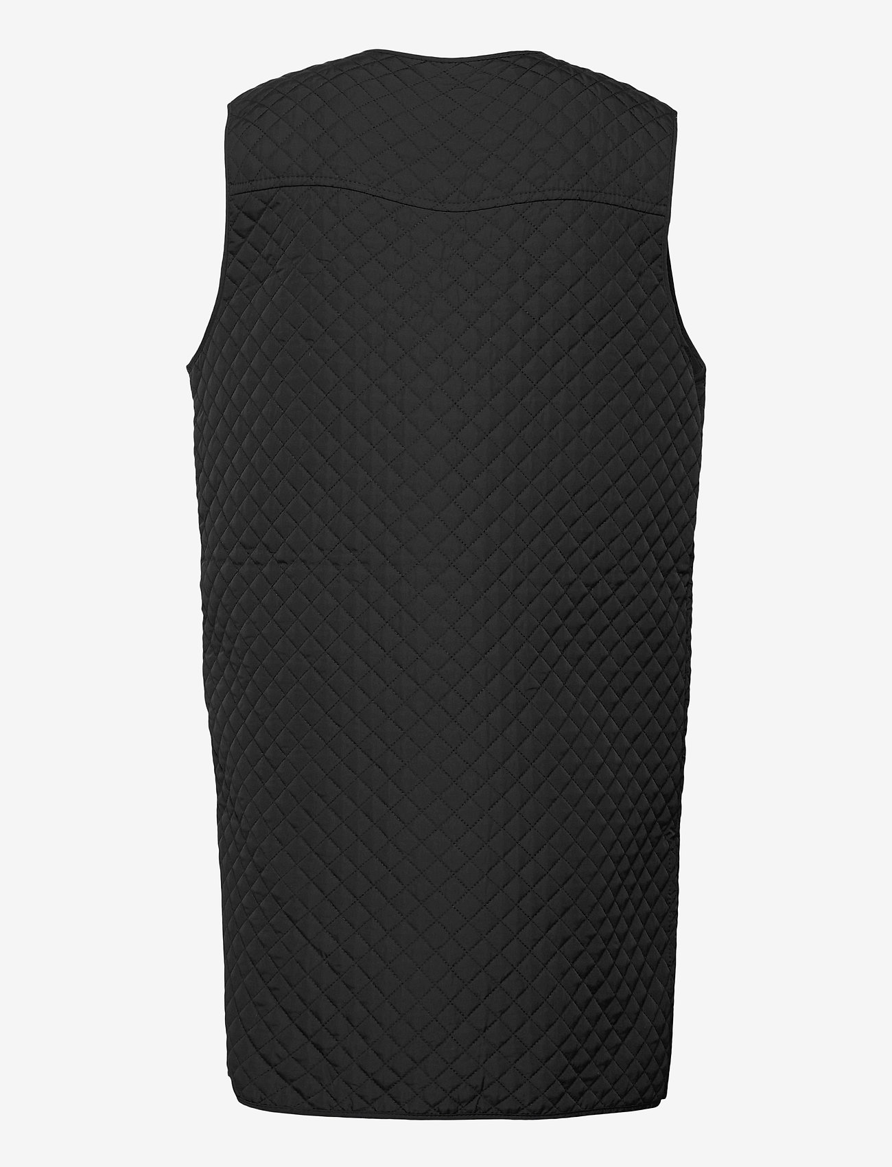 Levete Room - LR-MAGNOLIA - puffer vests - l999 - black - 1