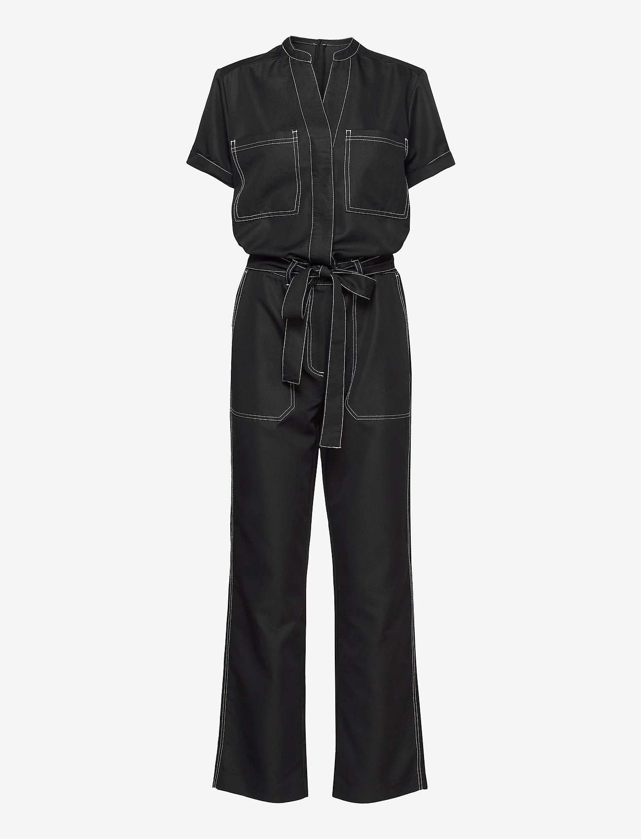 Levete Room - LR-JULIE - jumpsuits - l999 - black - 0