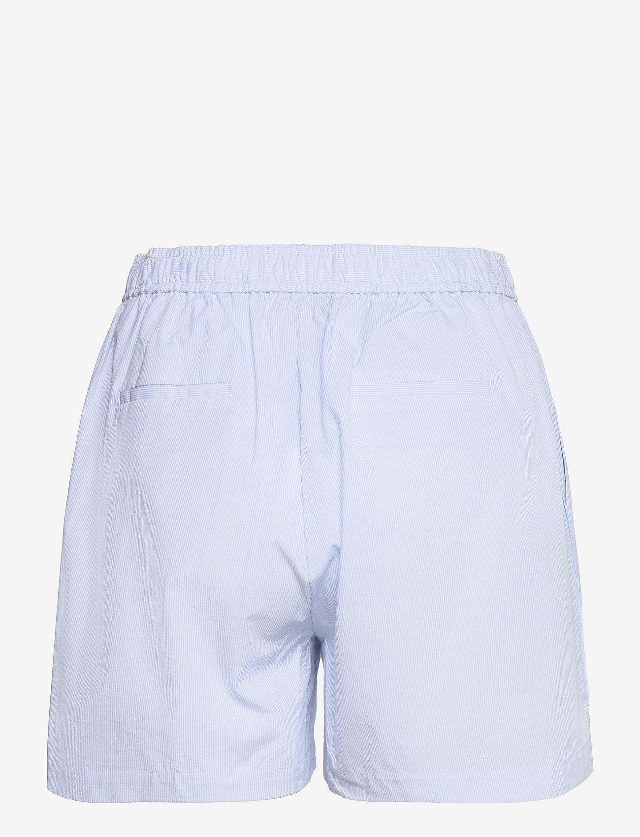 Levete Room - LR-NANNA - shorts casual - l233c - celestial blue combi - 1
