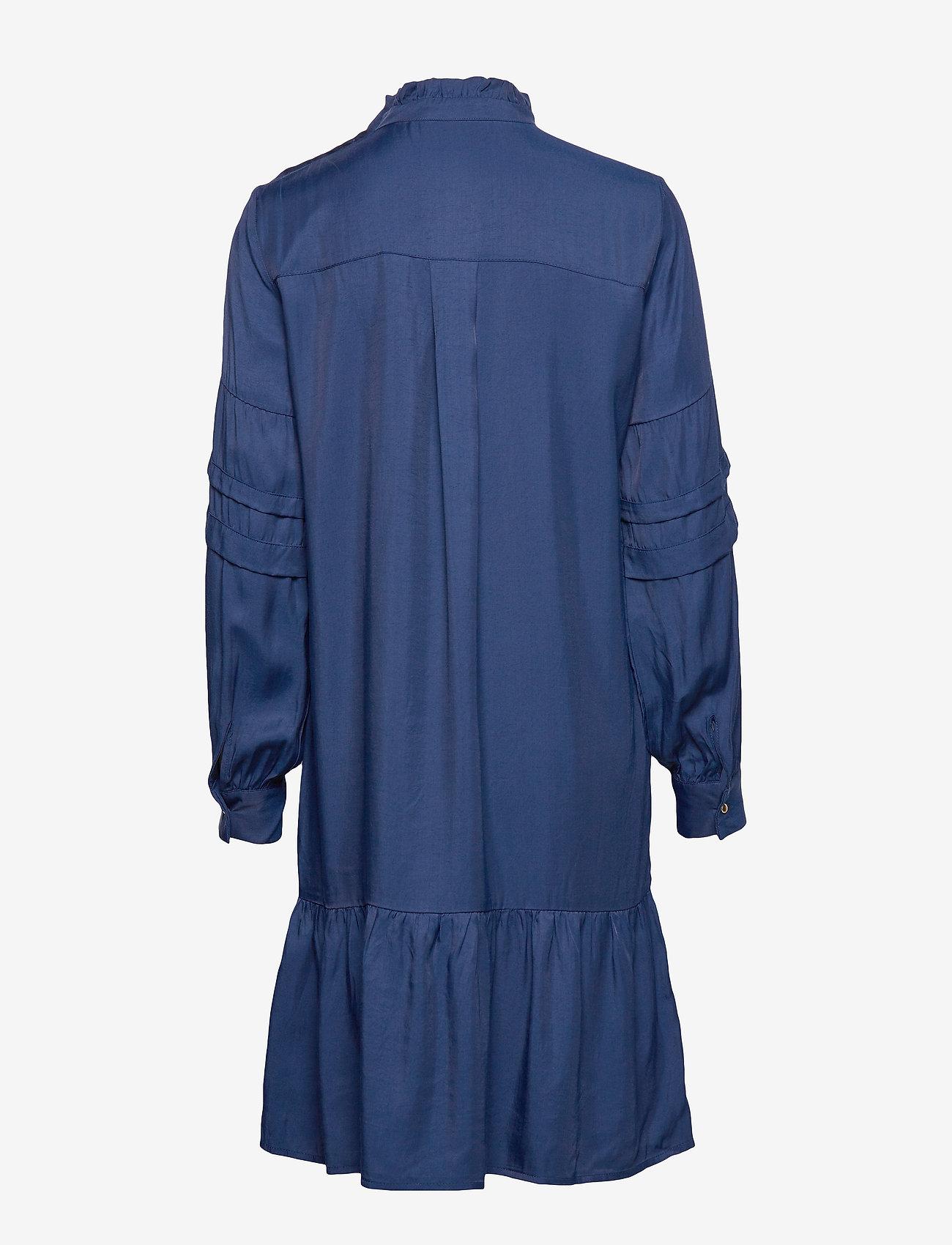Levete Room LR-HILDE - Sukienki L210 - DRESS BLUES - Kobiety Odzież.