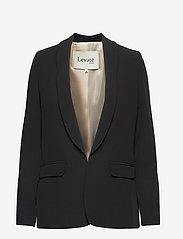 Levete Room - LR-HELENA - getailleerde blazers - l999 - black - 0