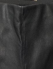 Levete Room - LR-GLORIA - læderbukser - l999 - black - 2