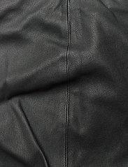 Levete Room - LR-GLORIA - læderbukser - l999 - black - 3